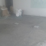 sand cement floor screed dubai