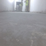 Lightweight screed in Deira City Centre